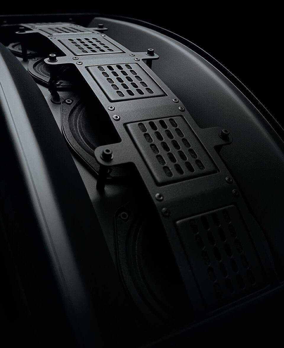 Christie Digital Vive Audio product photography