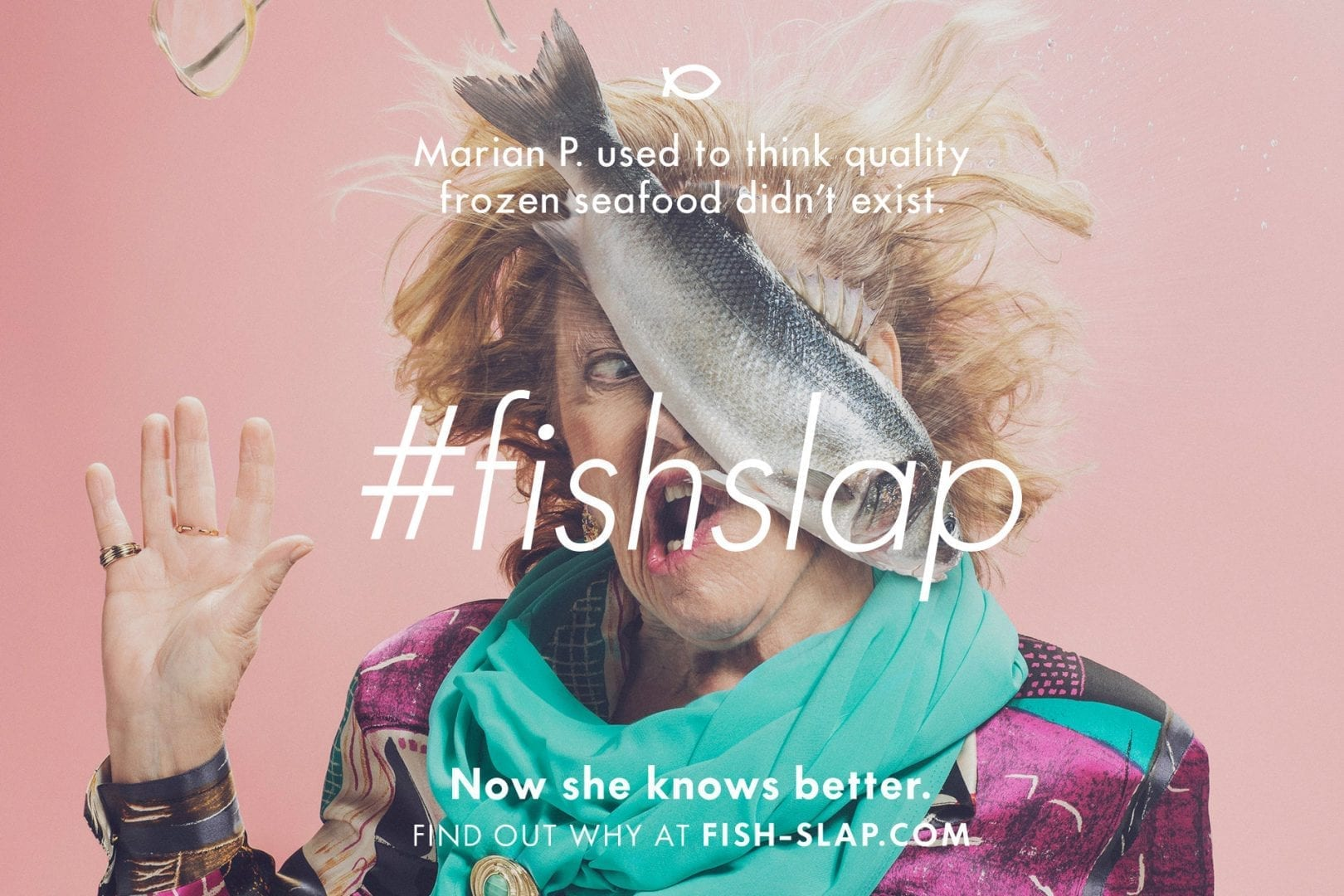 High Liner #fishslap campaign photography