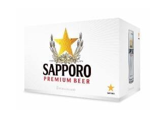 Sapporo beer case design concept