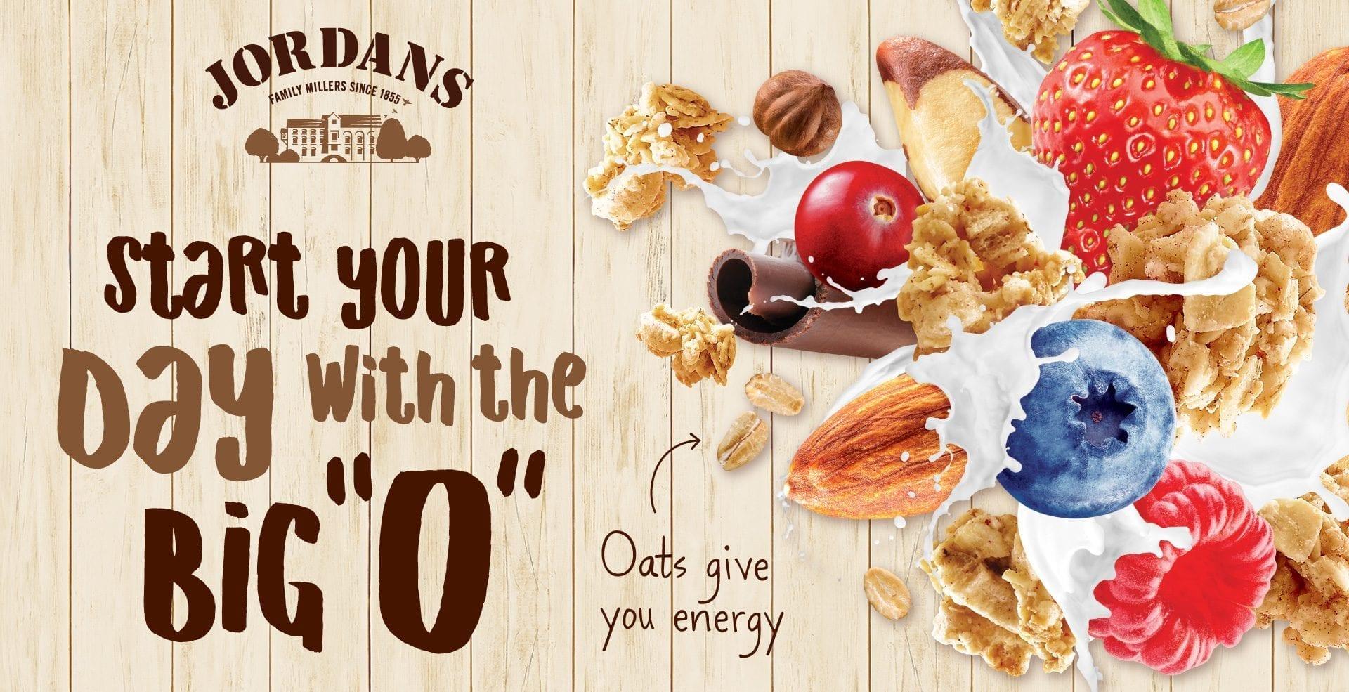 Jordans Morning Crisp cluster banner image