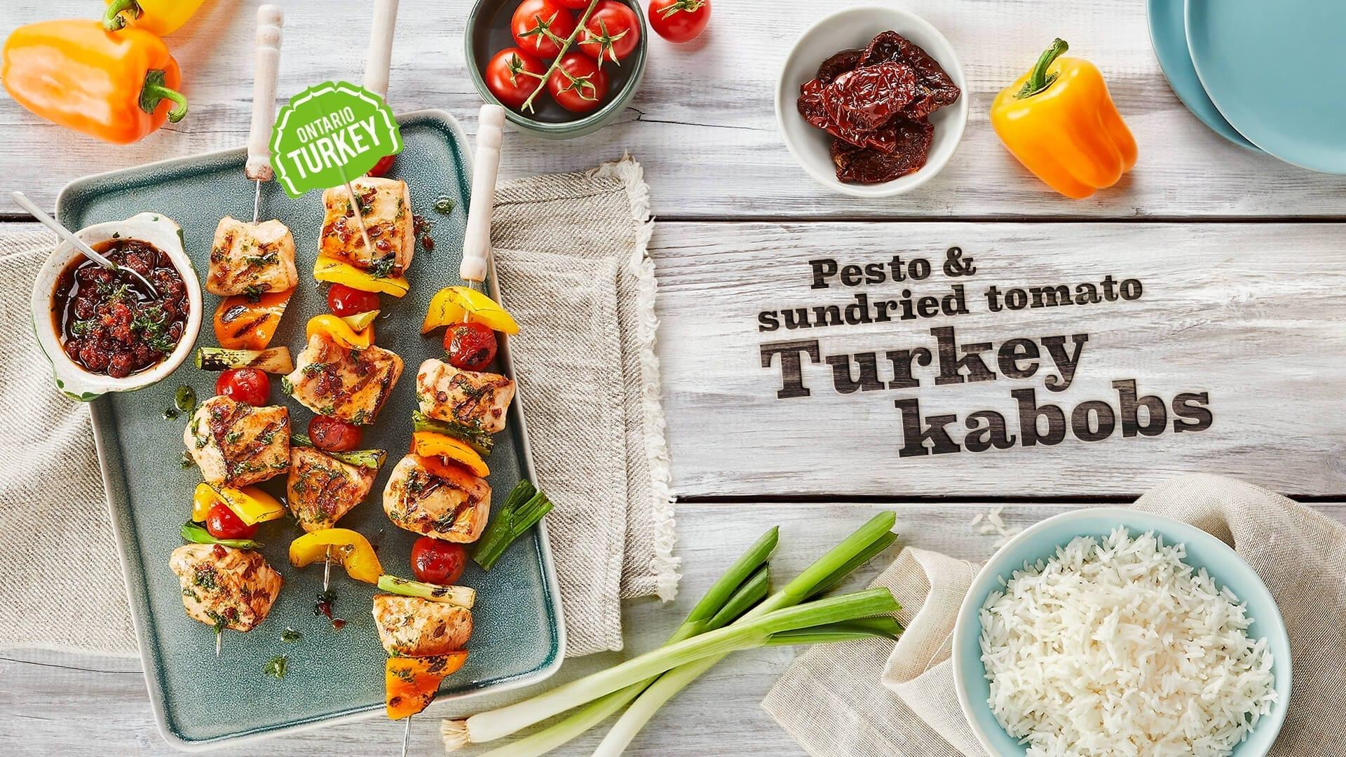 Ontario Turkey recipe photography